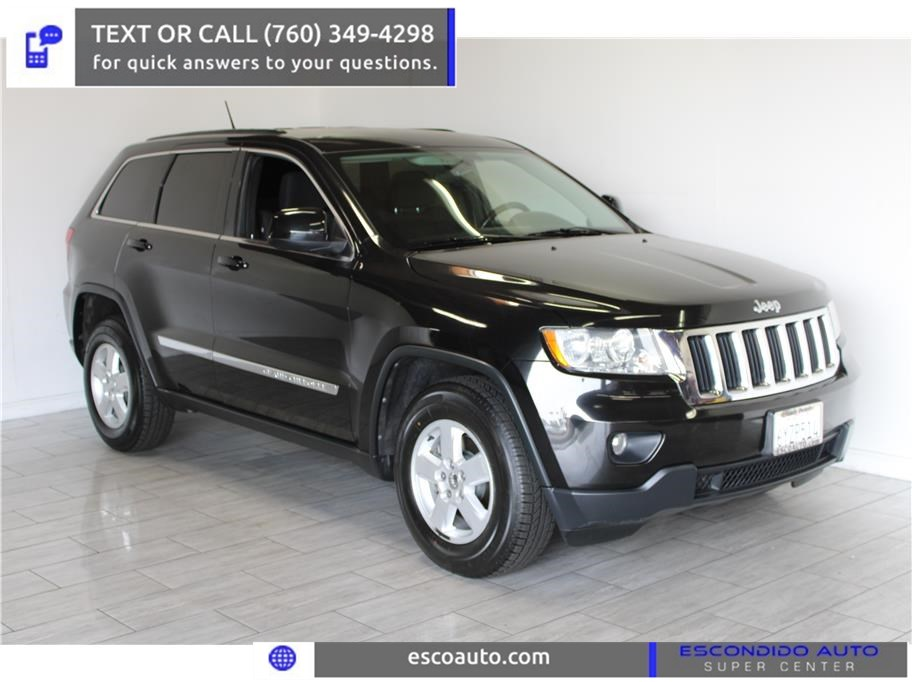 Sold 2013 Jeep Grand Cherokee Laredo In Escondido