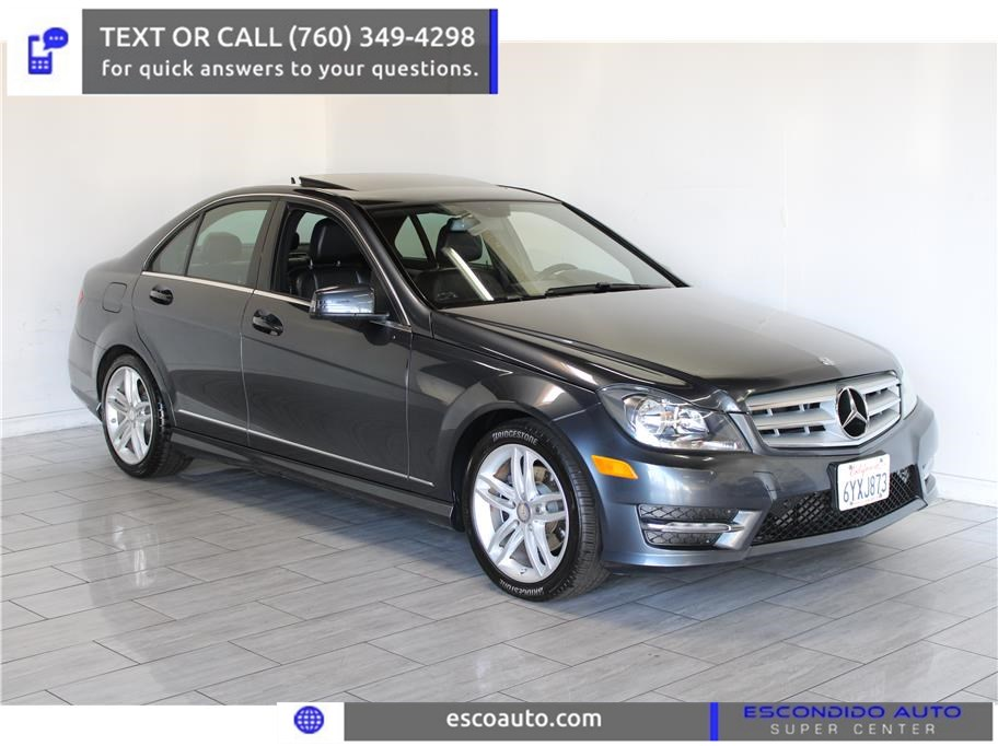 2013 Mercedes-Benz C 250 Luxury Sedan