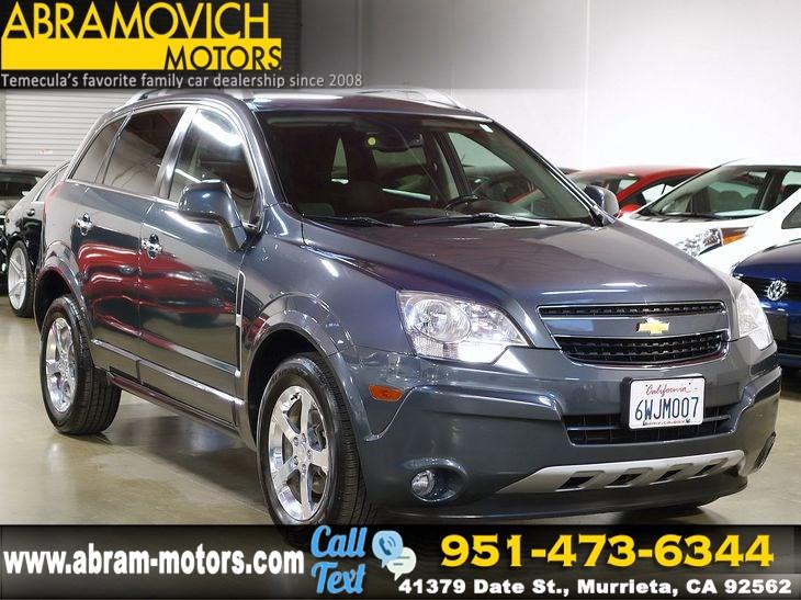 Sold 2013 Chevrolet Captiva Sport Fleet Lt Bluetooth Priced To