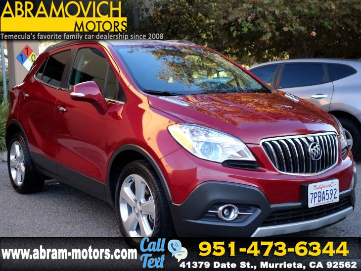 2015 Buick Encore Convenience - NAVIGATION - LEASE RETURN