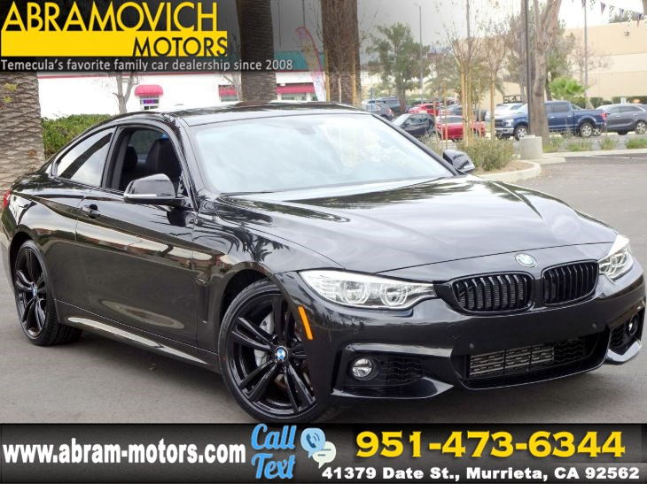 Sold 2016 Bmw 4 Series 435i Technology Package M Sport Package In Murrieta