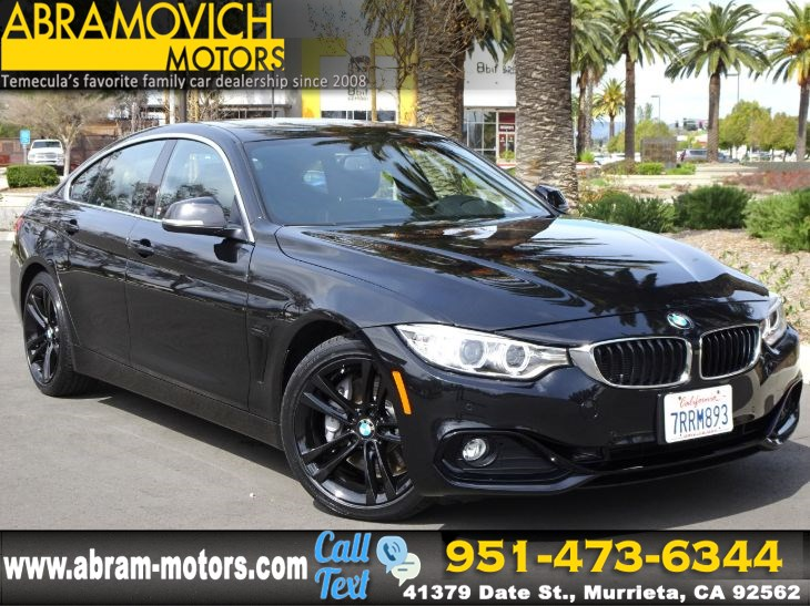 Bmw 435 Lease >> 2016 Bmw 4 Series 435i Sport Technology Package Lease Return Abramovich Motors