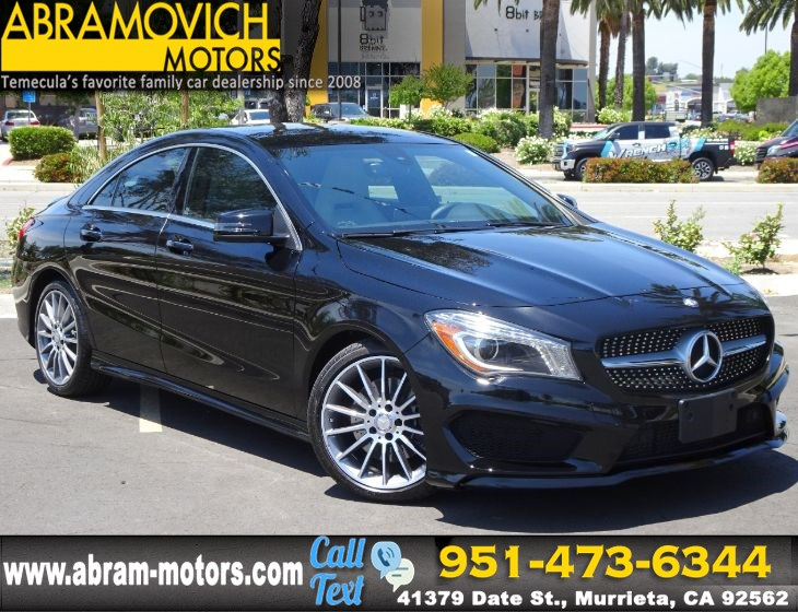 2016 Mercedes-Benz CLA 250 - MSRP: $44,365 - Coupe - SPORT PACKAGE - NAVI - PREMIUM PACKAGE