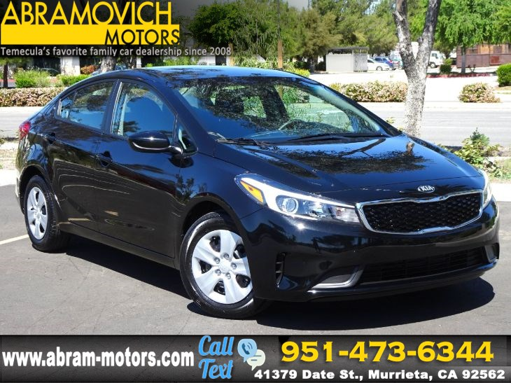 2018 Kia Forte LX - 1 OWNER - ONLY 4K MILES - PRICED TO SELL
