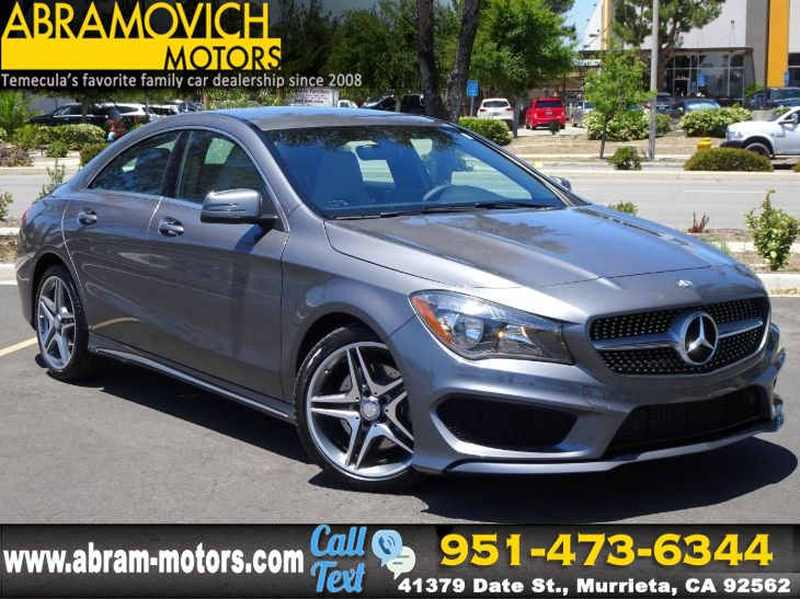 2015 Mercedes-Benz CLA 250 - MSRP: $36,675 - FACTORY WARRANTY - Coupe - SPORT PACKAGE