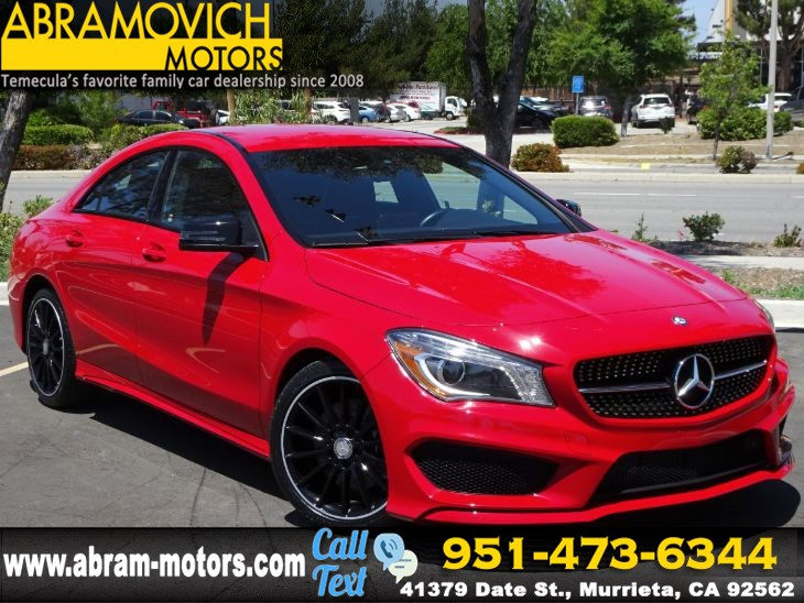 2016 Mercedes-Benz CLA 250 Coupe - NEW TIRES - KEYLESS START - LEASE RETURN