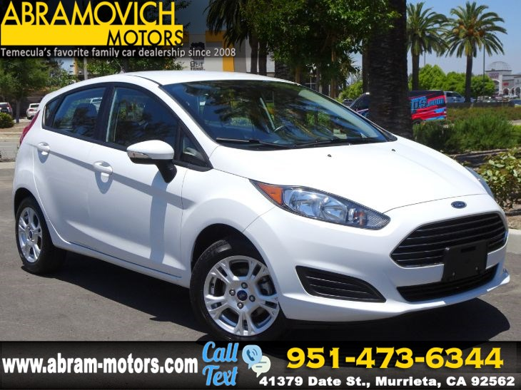 2016 Ford Fiesta SE - KEYLESS ENTRY - TELEMATICS - PRICED TO SELL