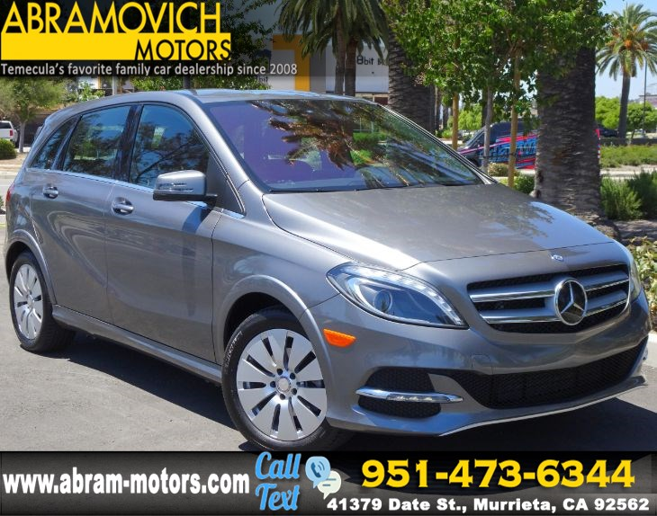 2016 Mercedes-Benz B-Class - MSRP: $50,415 - - Electric Drive - MULTIMEDIA / PREMIUM PACKAGE