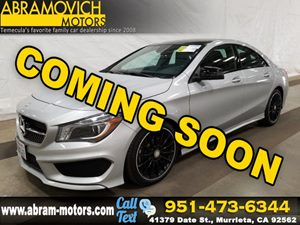 View 2016 Mercedes-Benz CLA 250 - MSRP: $40,505 -