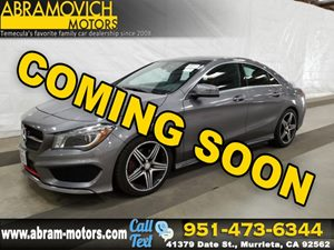 View 2016 Mercedes-Benz CLA 250 - MSRP: $46,445 -