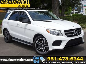 View 2016 Mercedes-Benz GLE 350 - MSRP: $62,545 -
