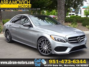 View 2016 Mercedes-Benz C 300 - MSRP: $51,555 -