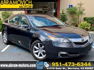 View 2012 Acura TL - Tech Auto