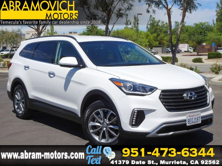 2017 Hyundai Santa Fe SE - SATELLITE RADIO - APPLE CARPLAY
