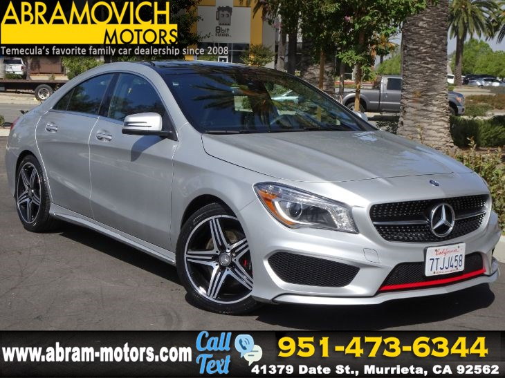 2016 Mercedes-Benz CLA 250 - MSRP $46,600 - Coupe - SPORT / MULTIMEDIA / PREMIUM PACKAGE