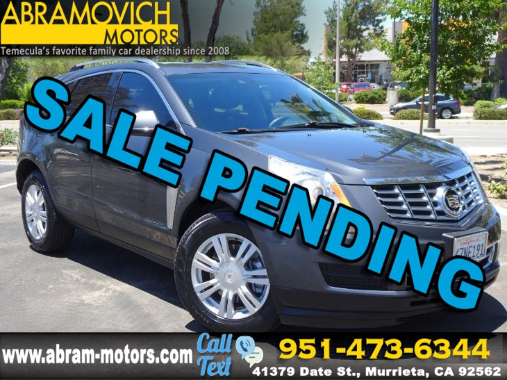 2013 Cadillac SRX - Luxury Collection - NAVIGATION SYSTEM - REAR PARKING AID