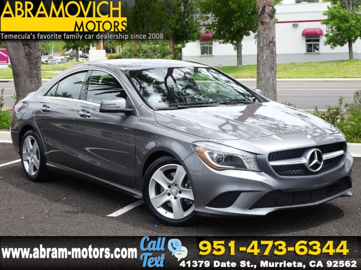 2016 Mercedes-Benz CLA 250 - MSRP: $42,595 - Coupe - KEYLESS GO - MULTIMEDIA PACKAGE
