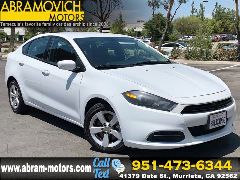 2015 Dodge Dart SXT - ONLY 7K MILES - CASH ONLY