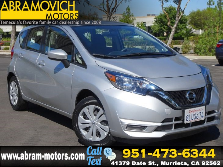 2017 Nissan Versa Note S Plus - AUXILIARY AUDIO INPUT - PRICED TO SELL