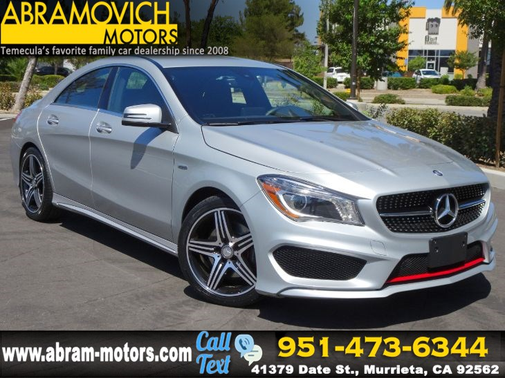 2015 Mercedes-Benz CLA 250 - MSRP $43,470.00 - Coupe - SPORT PLUS / MULTIMEDIA / PREMIUM PACKAGE