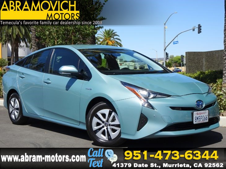 2018 Toyota Prius Two - KEYLESS START - BLIND SPOT MONITORS