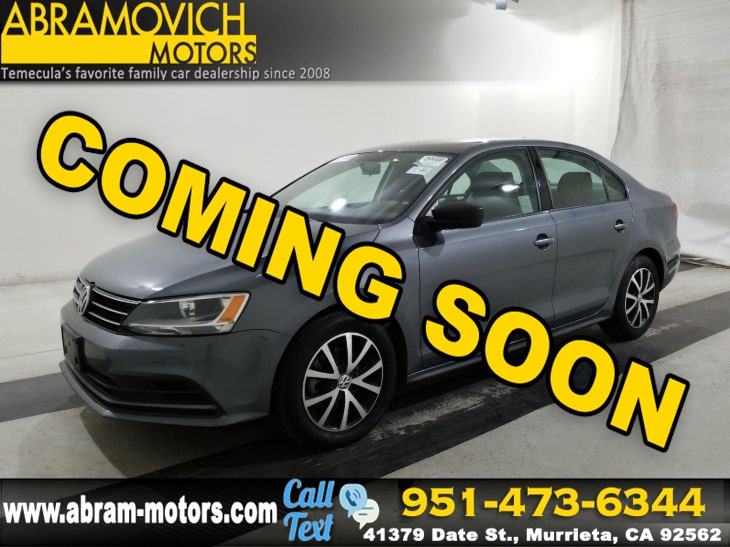 2016 Volkswagen Jetta Sedan 1.4T SE - SATELLITE RADIO - LEMON LAW BUYBACK