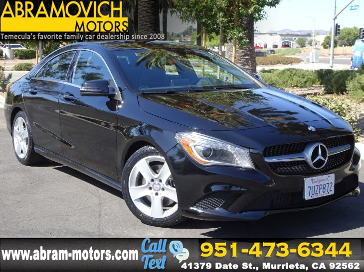 2016 Mercedes-Benz CLA 250 - MSRP $37,110 - 4MATIC Coupe - KEYLESS GO - FACTORY WARRANTY