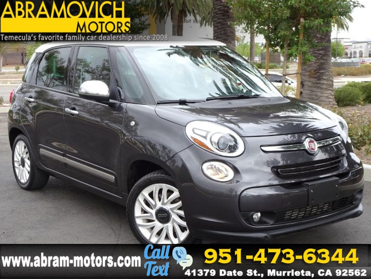 2015 FIAT 500L Lounge - NAVI - BEATS AUDIO - LEMON LAW BUYBACK