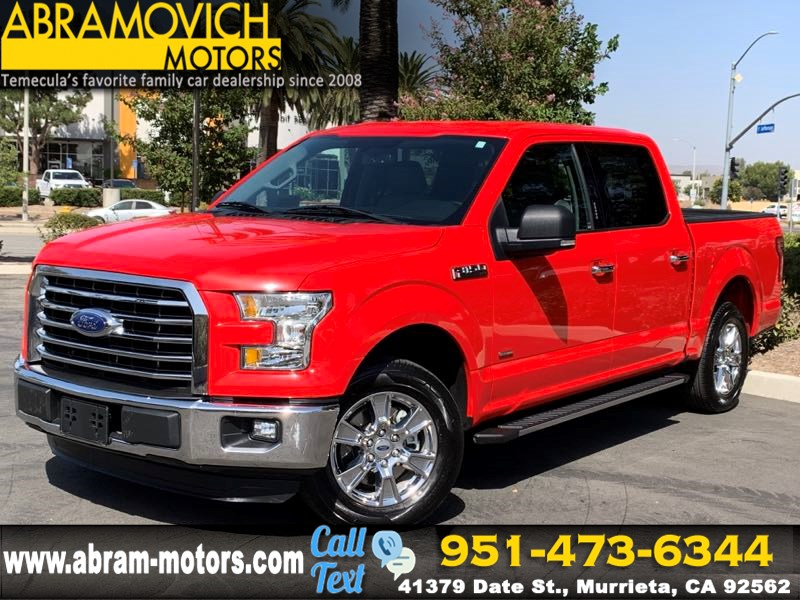 2016 Ford F-150 XLT - NAVIGATION - PRICED TO SELL