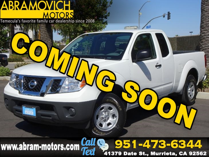 2017 Nissan Frontier S - PRICED TO SELL