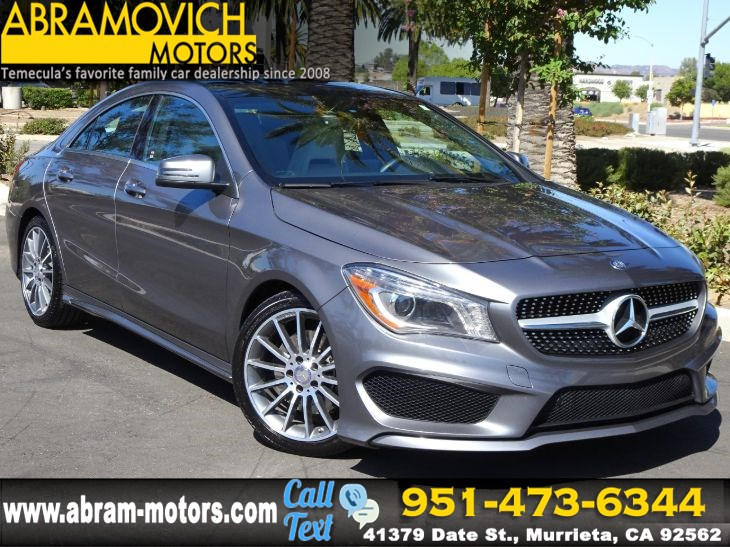 2016 Mercedes-Benz CLA 250 - MSRP $44,535 - Coupe - KEYLESS GO - SPORT / PREMIUM PACKAGE