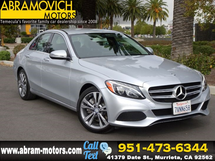 2016 Mercedes-Benz C 300 - MSRP $48,500 - Sedan - PREMIUM 2 / MULTIMEDIA PACKAGE