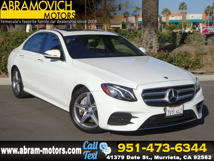 2017 Mercedes-Benz E 300 RWD Sedan - KEYLESS GO - LUXURY / PREMIUM PACKAGE