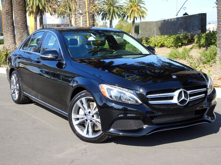2016 Mercedes-Benz C 350e - MSRP $54,750 - Sedan - PANORAMA - MULTIMEDIA / PREMIUM 2 PKG