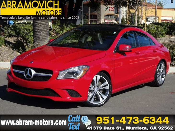 2016 Mercedes-Benz CLA 250 - MSRP $42,355 - 4MATIC Coupe - KEYLESS GO - PREMIUM PACKAGE