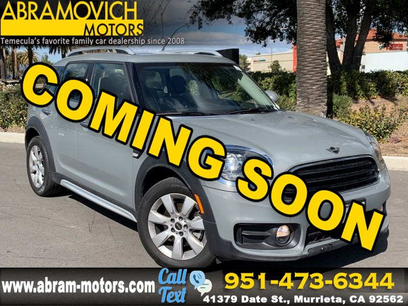 2019 MINI Countryman Cooper - KEYLESS START - REAR PARKING AID
