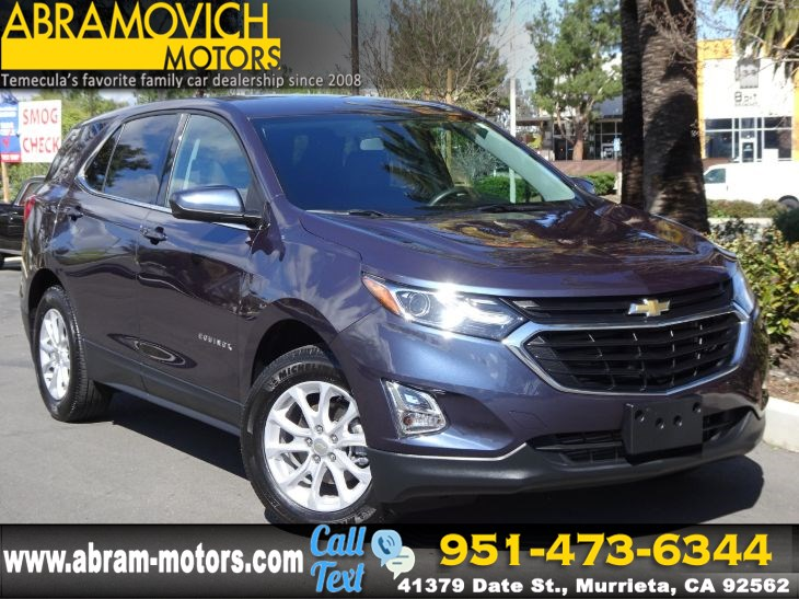 2018 Chevrolet Equinox LT - KEYLESS START - SATELLITE RADIO