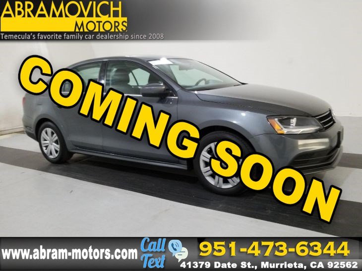 2017 Volkswagen Jetta 1.4T S - REAR VIEW CAMERA - PRICED TO SELL