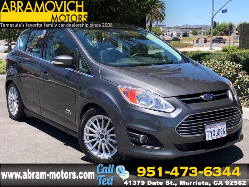 2016 Ford C-Max Energi - MSRP $36,260 - SEL - NAVI - REAR PARKING AID