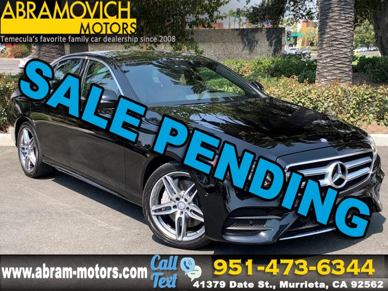 2017 Mercedes-Benz E 300 - MSRP $63,815 - 4MATIC Sedan - PREMIUM 1 / SPORT WHEEL PKG