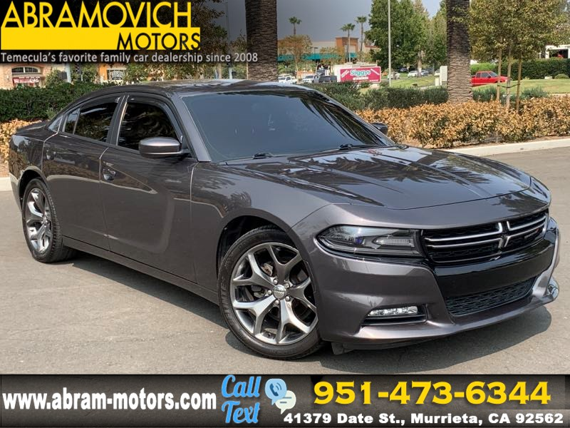 2016 Dodge Charger - MSRP $29,090 - SE - PRICED TO SELL