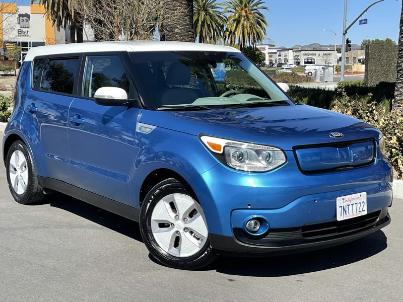 2016 Kia Soul EV + - MSRP $37,205 - NAVIGATION - REAR PARKING AID