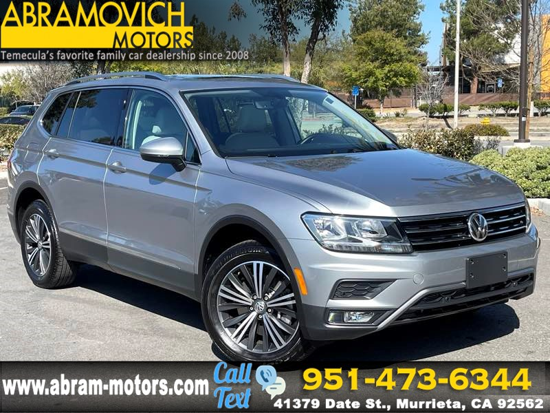 2019 Volkswagen Tiguan SEL - MSRP $33,785 - NAVIGATION - REAR PARKING AID