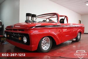 View 1962 Ford F-100