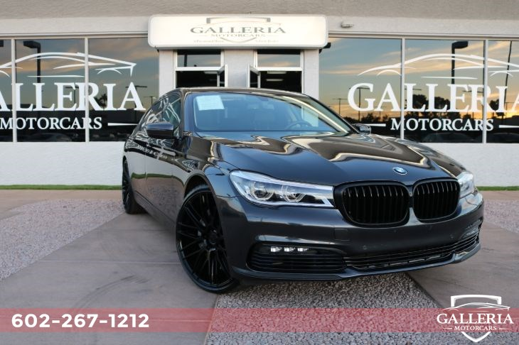 2016 BMW 750i X drive For Sale