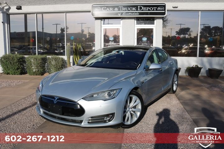 2015 Tesla Model S For Sale