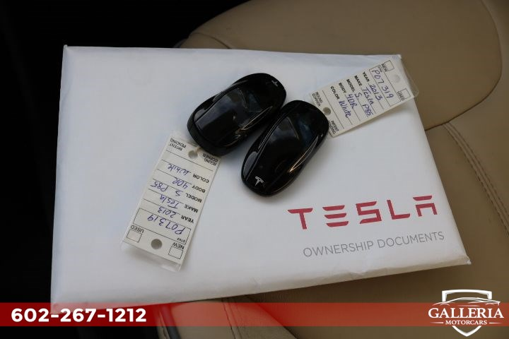 2013 Tesla Model S For Sale