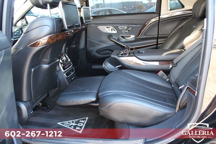 2016 Mercedes-Benz Maybach S 600 For Sale