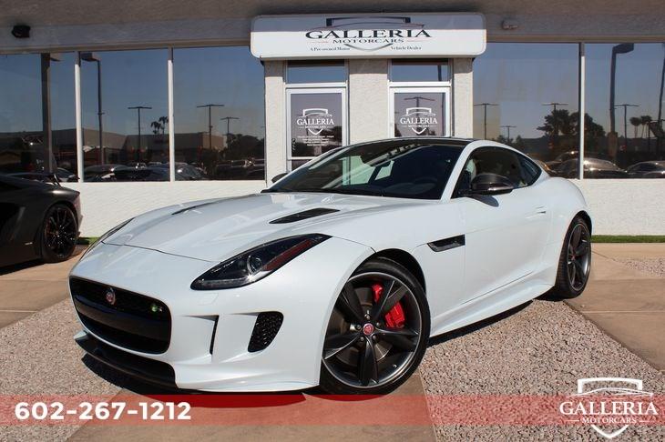 2016 Jaguar F-TYPE For Sale