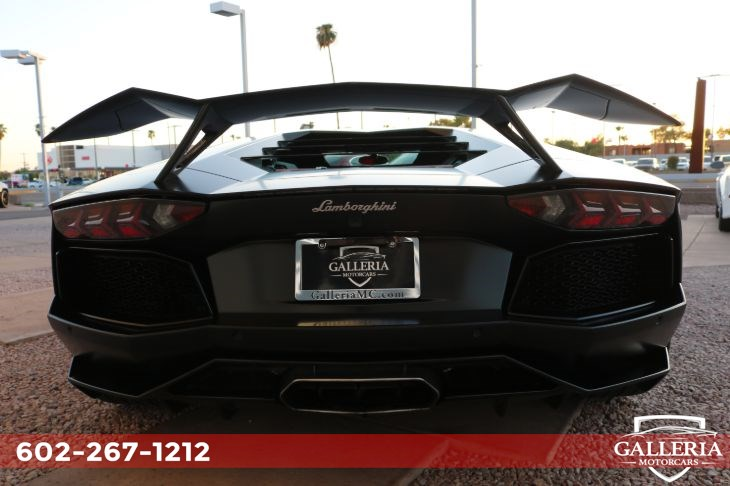 2012 Lamborghini Aventador For Sale